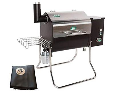 davy crockett pellet grill with cover wifi