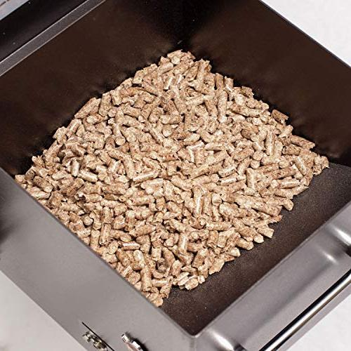 Green Crockett WiFi Pellet & Grilling