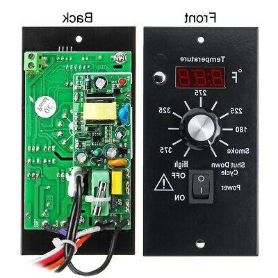 Digital Thermostat Fits For BAC23 Wood