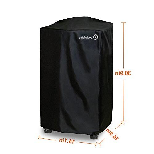 Smoker Cover, Black