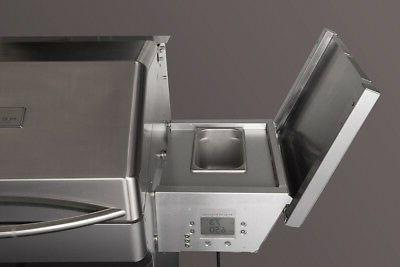 Memphis Elite WiFi Pellet Grill Cart