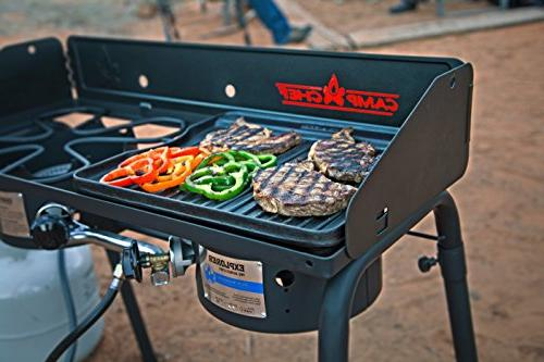 Camp Chef 2 Burner Outdoor Modular Cooking Stove