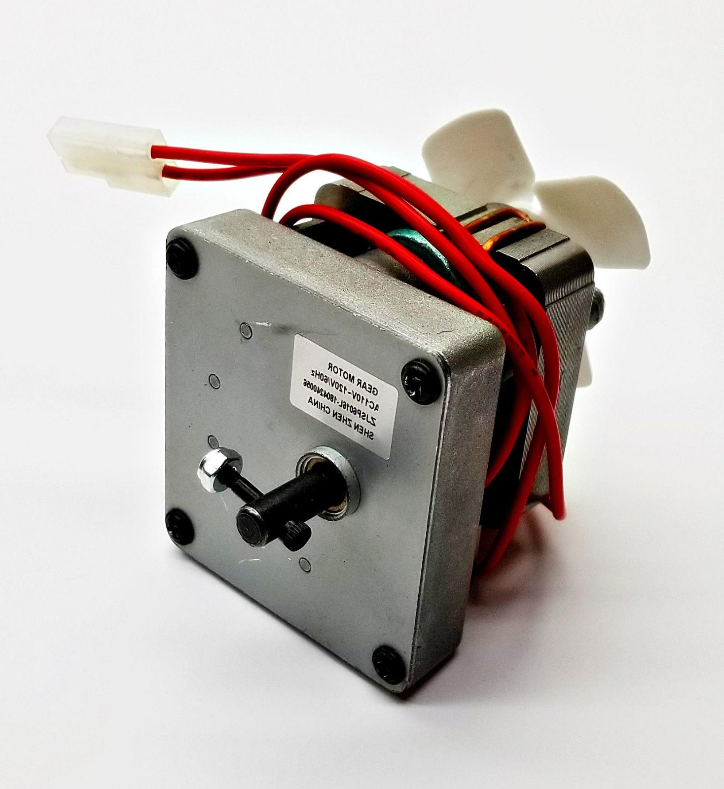 Auger Feed Fuel Motor for Traeger Electric Wood Pellet Smoke