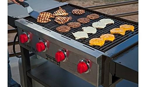 Camp Grill One Color, Size