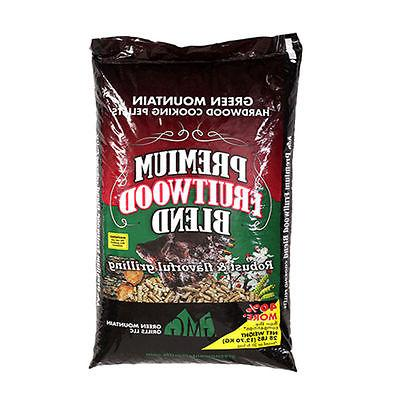 Green Premium Blend pellets 28LB Bag