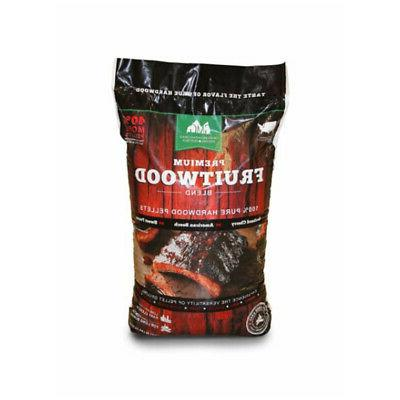 Green Mountain Grill GMG-2003 Premium Fruitwood Blend pellet