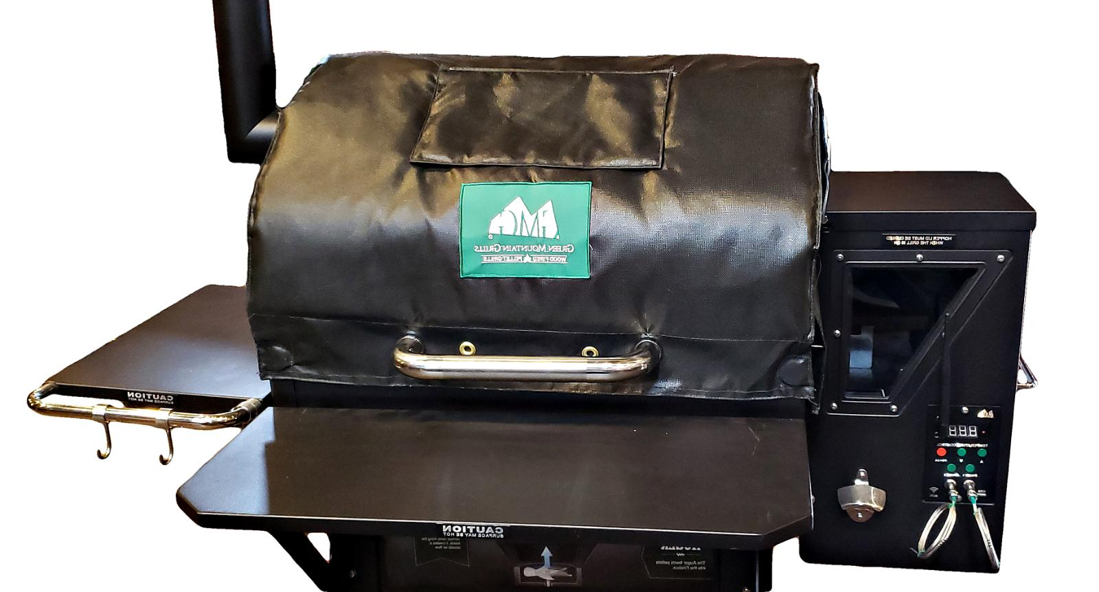 Thermal Blanket Barbecue - Green Mountain BBQ Grill Daniel B