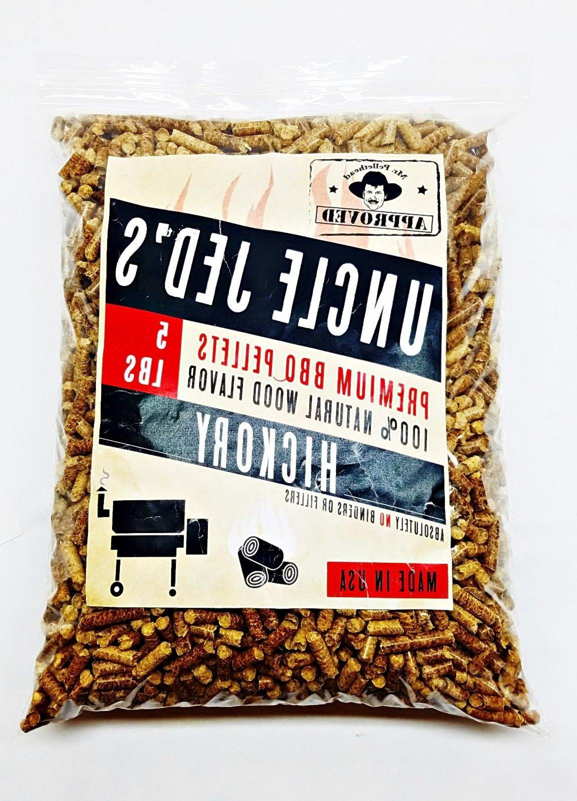 Green Mountain GMG Davy Crockett Pellet BBQ Grill pellets