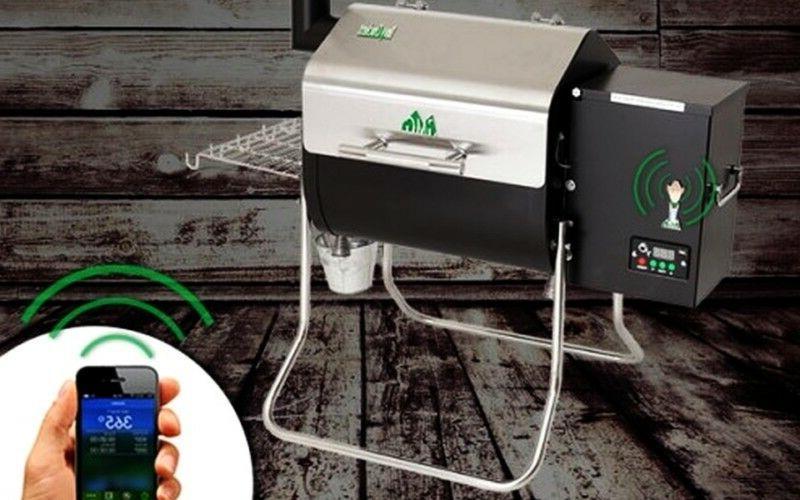 Green Grills GMG Davy BBQ WiFi+5lb