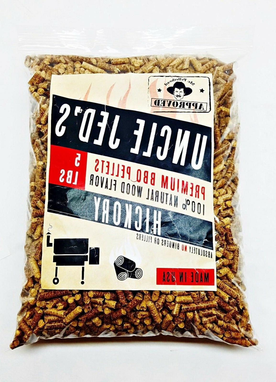 Green Mountain GMG Davy Crockett Pellet BBQ Grill pellets