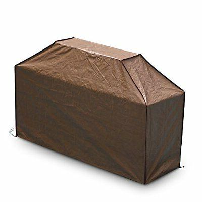 Abba Patio 72-Inch Cover Waterproof, Brown