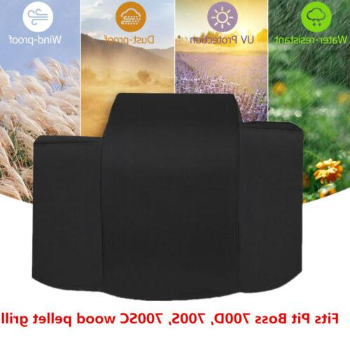 Waterproof Grill Cover for Boss 700D 700S Wood Pellet Grill