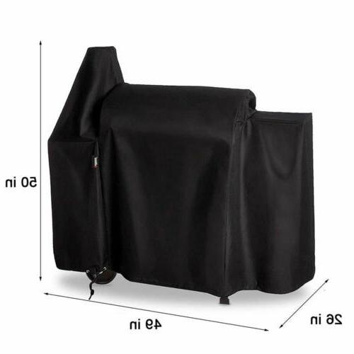 Heavy Duty Grill Cover for 820PB/820FB/ 820D/ 1000S/ Grills