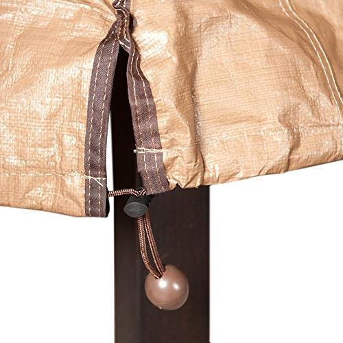 Abba Patio Grill Cover, 72-Inch BBQ Outdoor Waterproof,