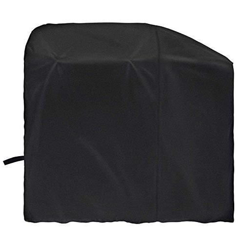 i Designed Pit Boss Heavy Waterproof Canvas Black Cover,