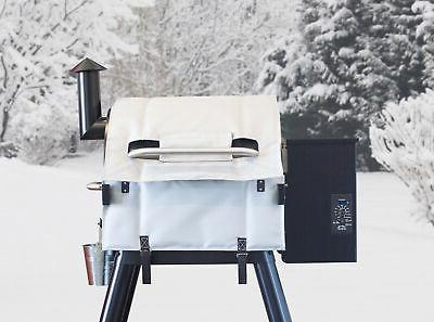 BBQ Blanket Pellet Grill Cover Duo