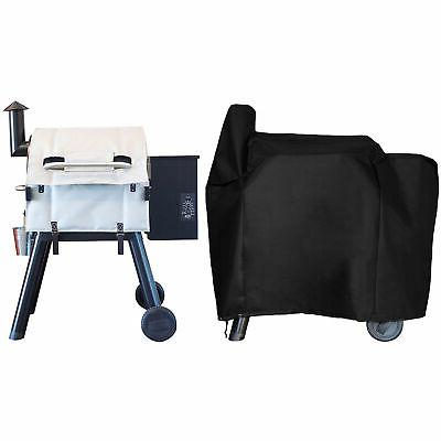 grill insulation blanket pellet grill cover duo
