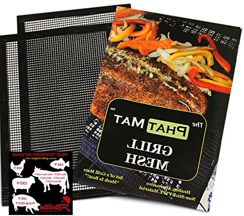 grill mat non stick grilling