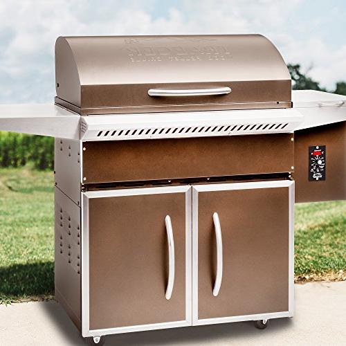 Traeger Select Wood Pellet and
