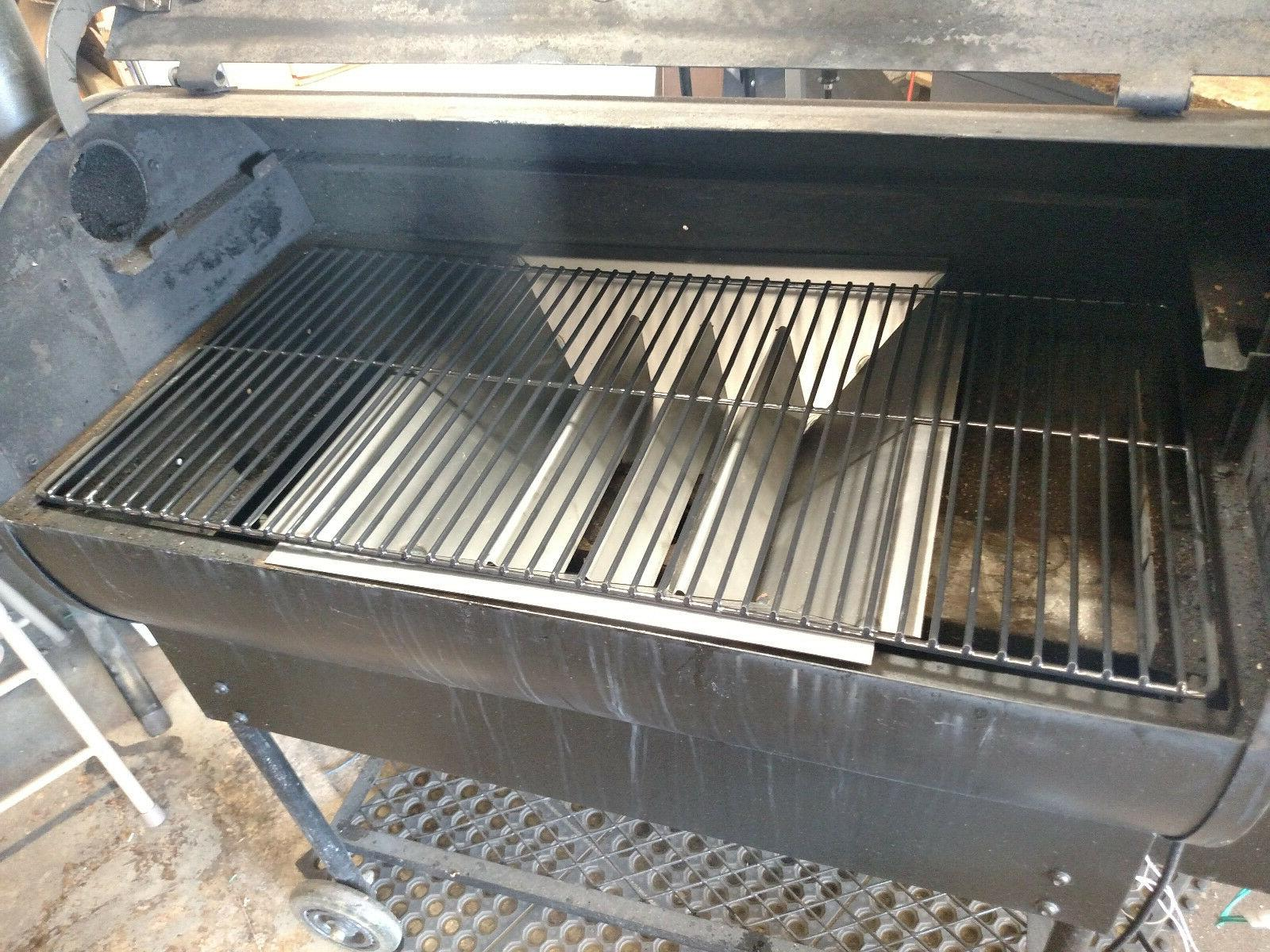 heat grilling grates
