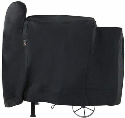 heavy duty bbq grill cover for pit