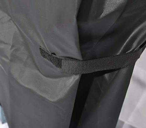 Cloakman Premium Heavy-Duty Cover Boss 440D/72440 with Side Shelf