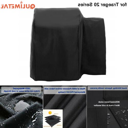 heavy duty waterproof grill cover for traeger