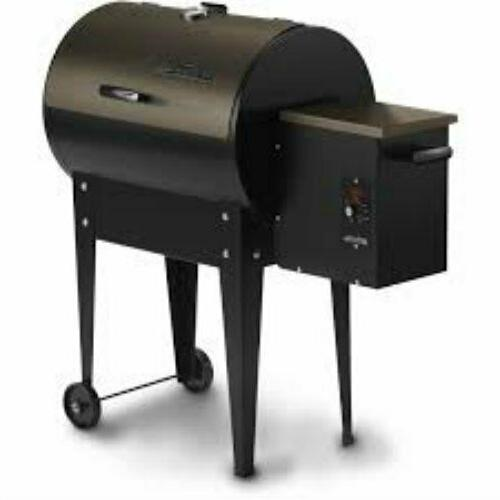 Junior Elite Wood Pellet Grill Wood-Fired Grills