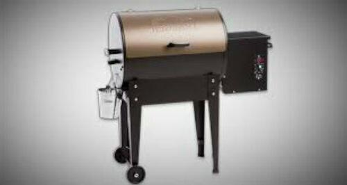junior elite 20 wood pellet grill by