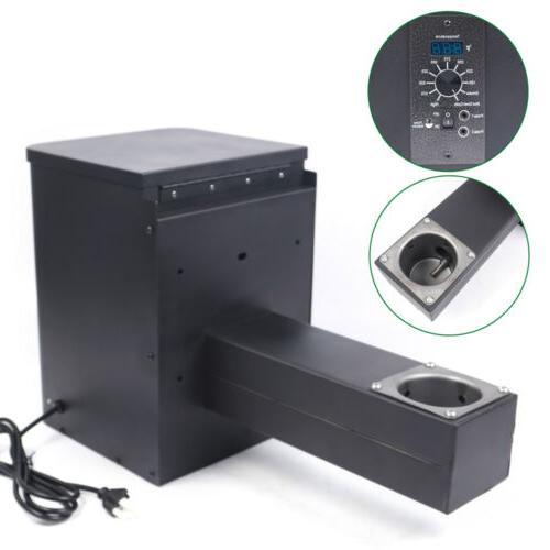 knob digital temperature controller electric wood pellet