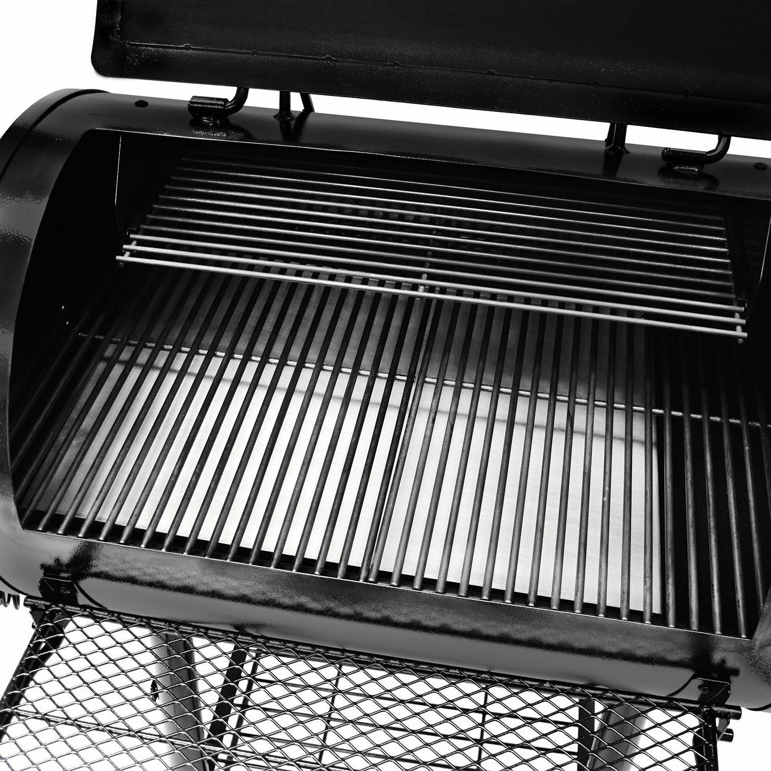 Large Pellet Grill 751 Cooking Area