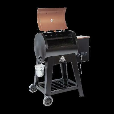 Pit sq. in. Grill w/ and Meat Probe