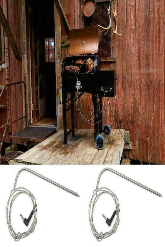 Pit Meat Probe For Pellet Grills Smokers Set