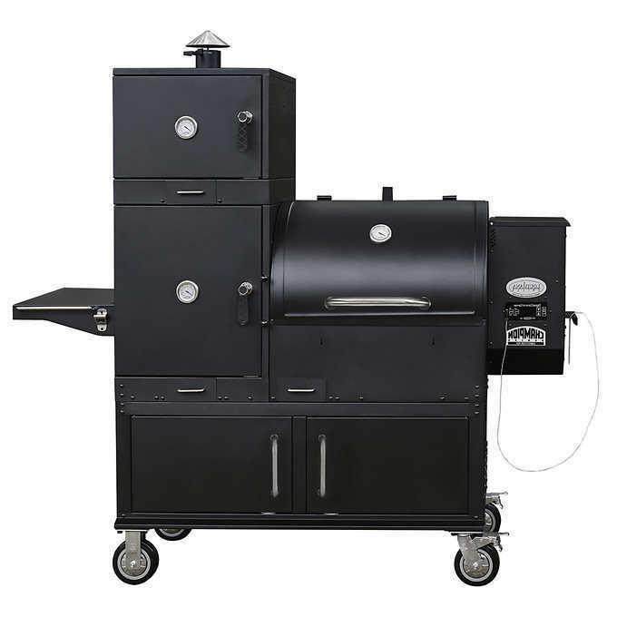 New Champion Pro Louisiana Grills, Wood Pellet Grill and