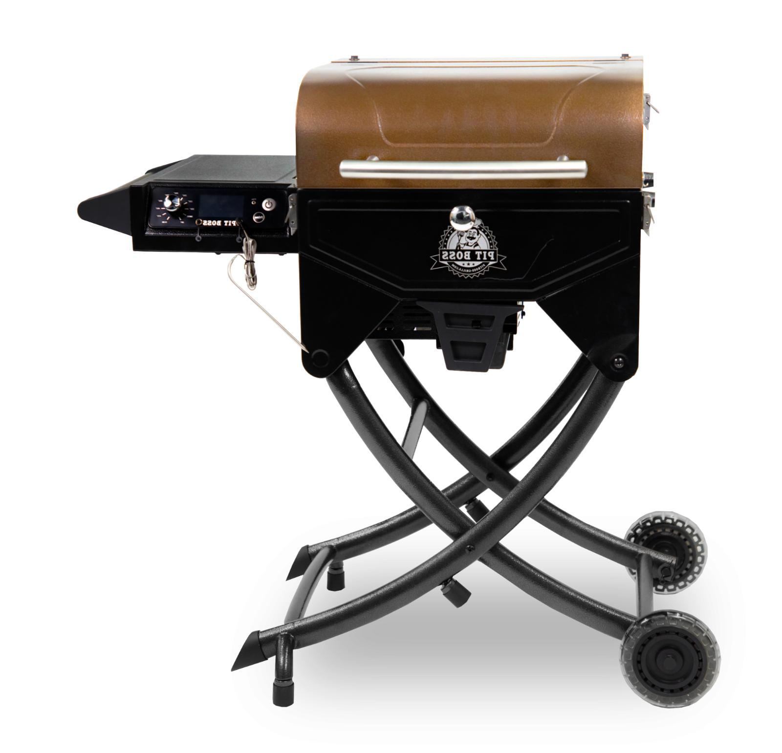 new pit boss portable wood pellet grill