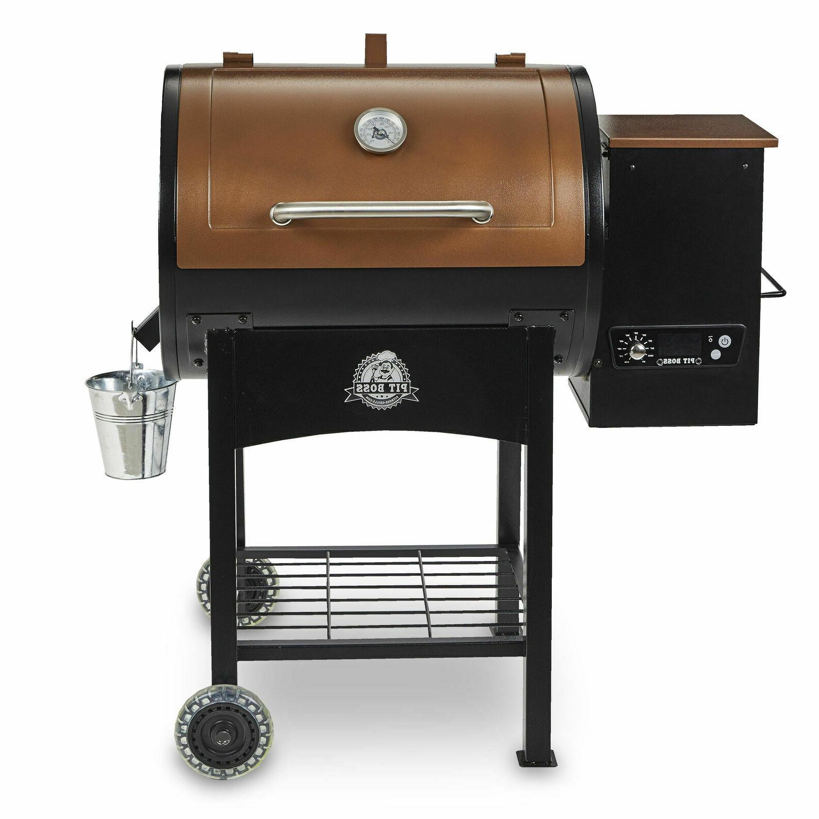 Outdoor Pit Boss Classic 700 sq. in. Wood Fired Pellet Grill