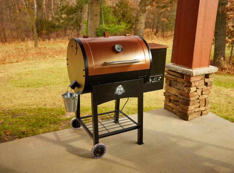 Outdoor Pit 700 Wood Fired Grill Flame