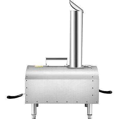 VEVOR Portable Pizza Oven Grill BBQ SS