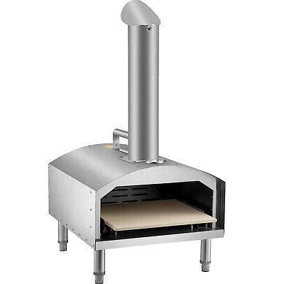 VEVOR Oven Pellet Grill BBQ