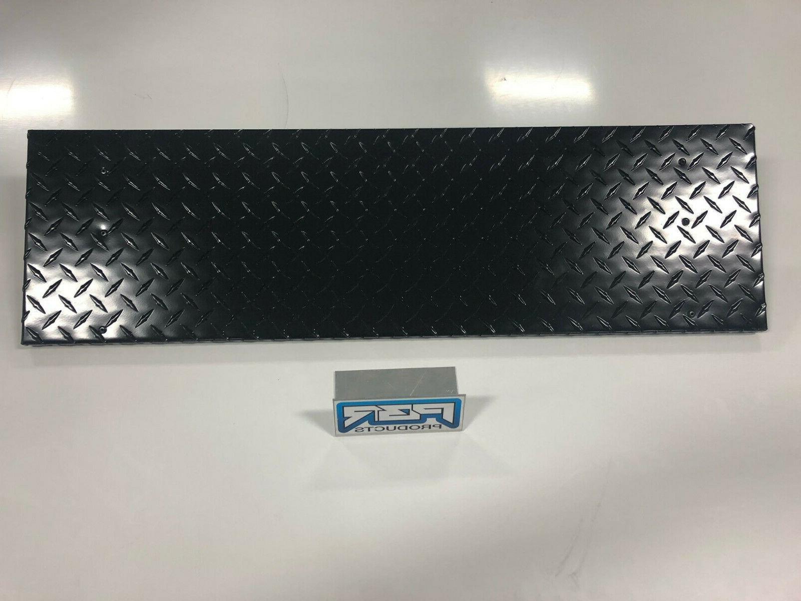 pbr products diamond plate 8 folding shelf