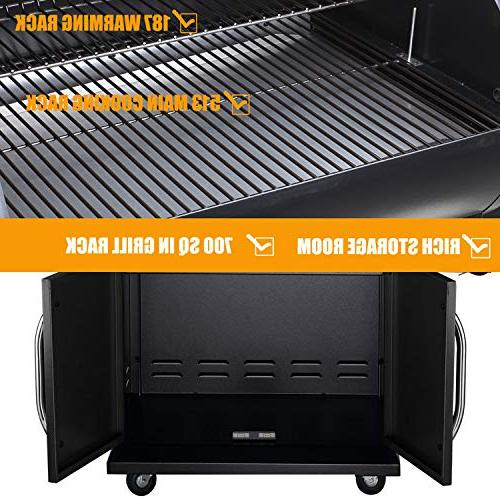 Z GRILLS Outdoor BBQ New Model Stainless Steel sq in Grill