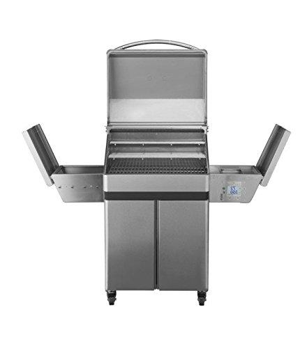 Memphis Fire Wi-Fi Freestanding, Stainless