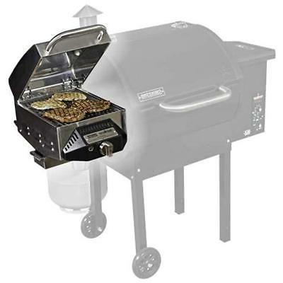 "Pellet BBQ Sear Box Garden "" Outdoor"