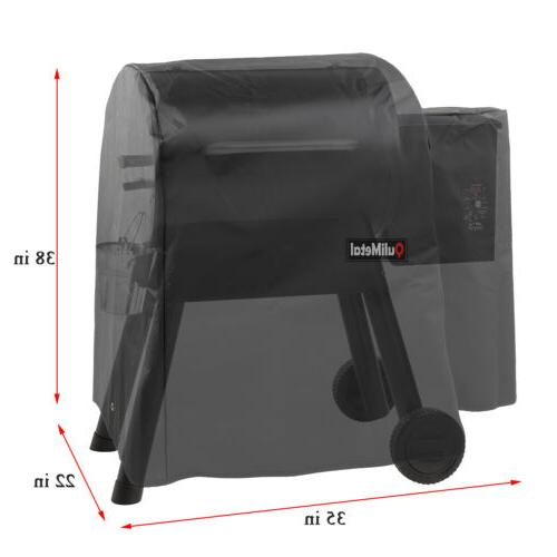 Waterproof Grill Cover For Traeger 20 22 Pellet