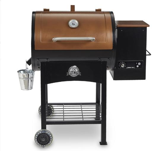 pellet grill flame broiler wood fired 700