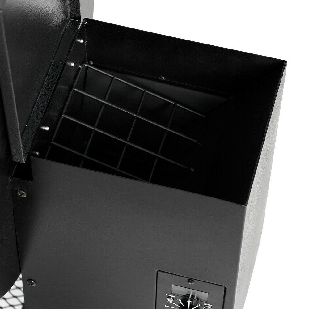 2019 Grill Wood Smoker Temperature Best