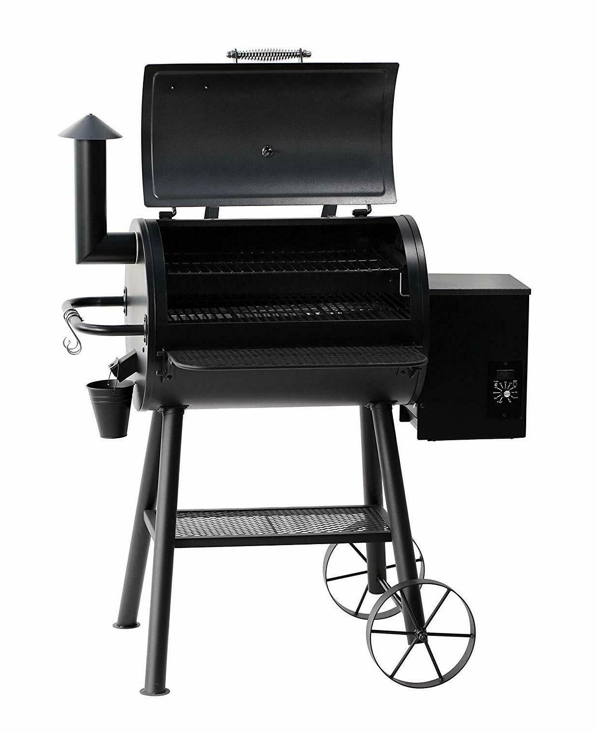 2019 HORN Grill Wood Smoker Auto Temperature Control Best