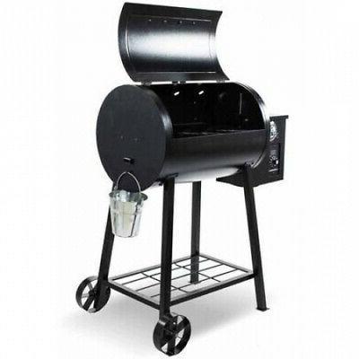 Pit Boss Wood BBQ Roasting Sq.In.
