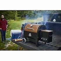 Pellet Pit Boss 340 Portable Tailgate, Camp with