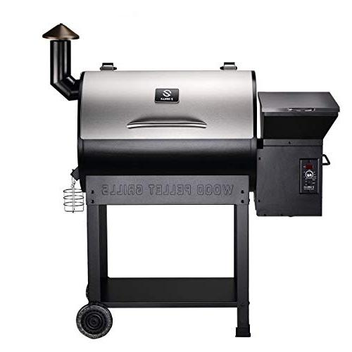 Z GRILLS and Outdoor Smoker New with Stainless Steel ,700 in